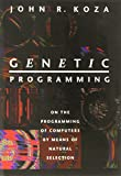 img - for Genetic Programming: On the Programming of Computers by Means of Natural Selection (Complex Adaptive Systems) book / textbook / text book