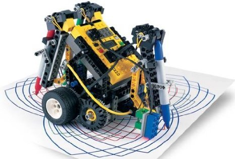 LEGO ( LEGO ) MindStorms 3804 Robotics Invention System 2.0 block toys ( parallel imports )