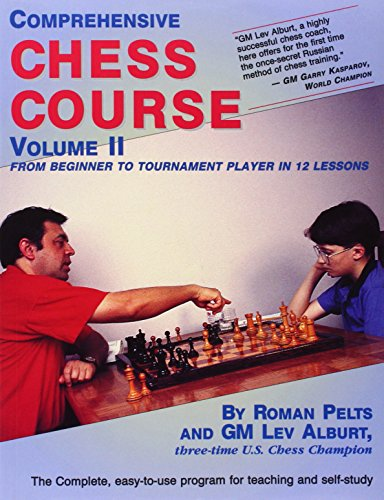 Comprehensive Chess Course, Volume Two: From Beginner to Tournament Player in 12 Lessons: From Beginner to Tournament Player in 12 Lessons v. 2
