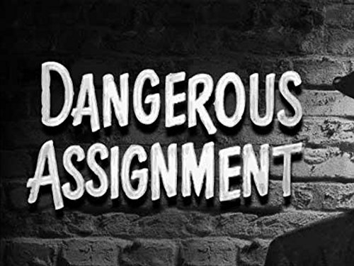 Dangerous Assignment on Amazon Prime Instant Video UK