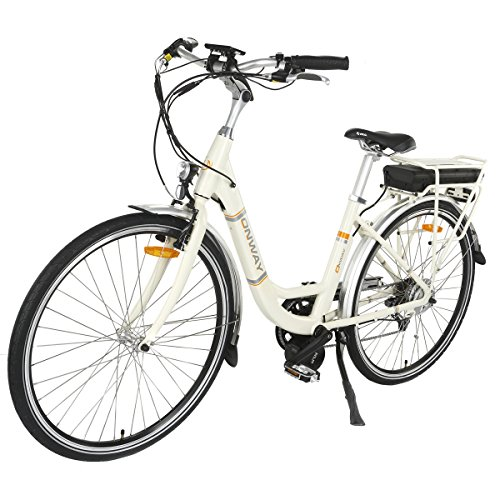 Petal Bike 10 Speed Diagram : Onway inch speed women city electric bike with pedal