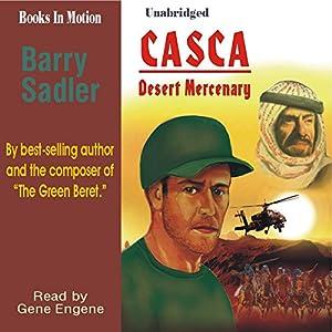 Casca Desert Mercenary: Casca Series #16 Audiobook