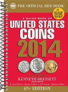 The Official 2014 Red Book - Guide to U.S. Coin Values