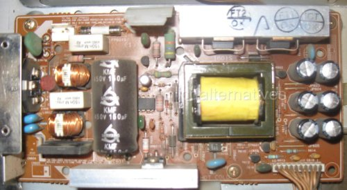 Repair Kit, Samsung SyncMaster 213T, LCD Monitor, Capacitors, Not the Entire Board
