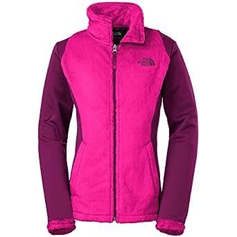 Amazon.com: The North Face Mod Tech Osito Fleece Jacket - Girls