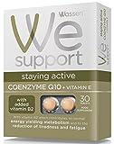 Wassen Co-Enzyme Q10 + Vitamin E 30 Tablets