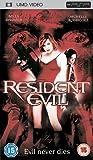 Resident Evil [UMD Mini for PSP]
