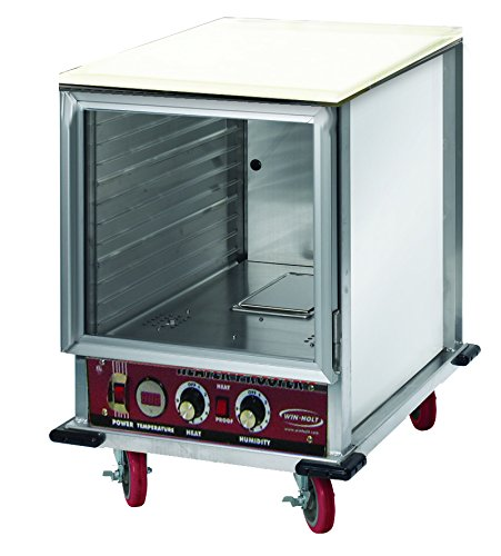 Winholt NHPL-1810/HHC Non-Insulated Undercounter Heater Proofer/Holding Cabinet (Insulated Holding Cabinet compare prices)