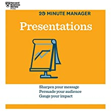 Presentations (       UNABRIDGED) by Harvard Business Review Narrated by James Edward Thomas