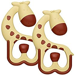 Dr. Browns Teether, Ridgees Giraffe - 2 Count