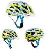 AWE® FunTM 24 Vents doppio In-Mould per Casco Bici per bambini 52-56cm