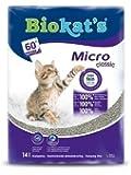 Biokats Micro classic Katzenstreu, 14 l