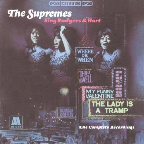 The Supremes Sing Rodgers & Hart artwork