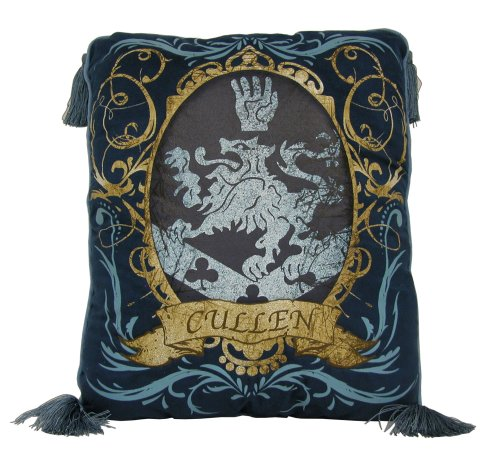 Black friday Twilight Cullen Crest Decorative Throw Pillow Sale - Buy best price