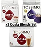 TASSIMO Costa Cappuccino + Cadbury +...