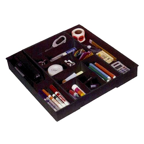 Wishlistcafe office desk accessories workspace - Desk drawer organizer trays ...