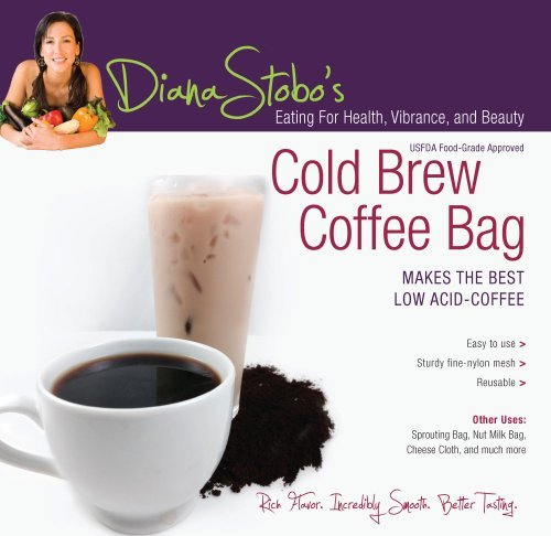 Cold Brew Coffee Bag Home & Kitchen front-477690