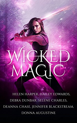 Wicked Magic by Helen Harper & More... ebook deal
