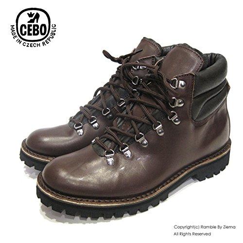 【CEBO セボ】 マウンテンブーツ CLIMBING BOOTS 【92115A】ブラウン 41