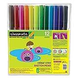 Classmate Sketch Pen - Standard (12 Shades)