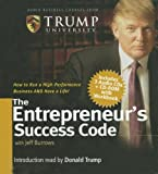 The Entrepreneur's Success Code (Audio Business Course)