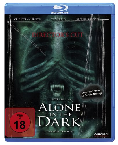 Alone in the Dark (im Spezialschuber mit Kunstblut) [Blu-ray]