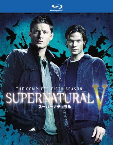 SUPERNATURAL V / スーパーナチュラル 〈フィフス・シーズン〉コンプリート・ボックス [Blu-ray]