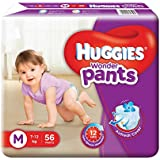 Huggies Wonder Pants Medium Size Diapers (56 Count)