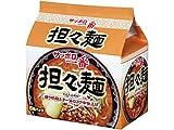 サッポロ一番 担々麺 5食×6個(30食)