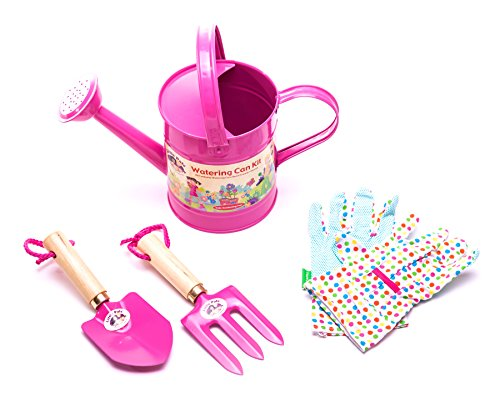 Watering Can Kit, Pink (Little Watering Can compare prices)