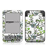 Kindle Keyboard Skin - Olga - High quality precision engineered removable adhesive vinyl skin for the 3G + Wi-Fi 6