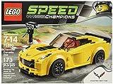 LEGO Speed Champions Chevrolet Corvette Z06 75870