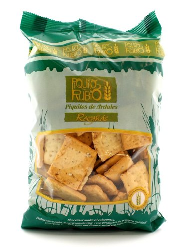 Piquitos Rubio Square Breadstick Bites (Rega-as) 200g