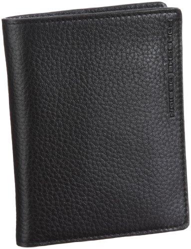 Porsche Design CardHolder V11 09/54/19110-01, Portafoglio unisex adulto - Nero