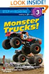 Monster Trucks! (Step Into Reading -...