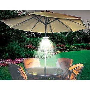 Patio Umbrella Light Fixtures - Fireplace Screens, Outdoor Lamps