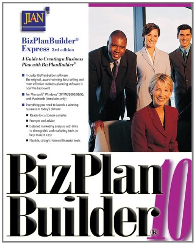 BizPlanBuilder Express: A Guide to Creating a Business...