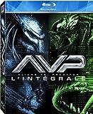 Alien vs. Predator - L'intégrale de la saga [coffret 2 Blu-ray]
