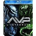 Alien vs. Predator - L'int�grale de la saga [coffret 2 Blu-ray]