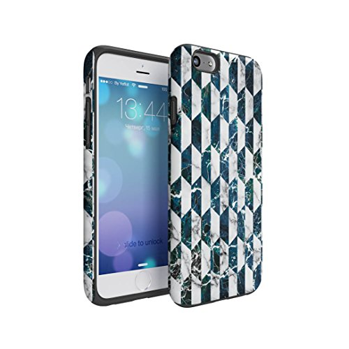 grey-marble-blue-marble-chevron-print-2-piece-shock-absorbing-tpu-bumper-hard-plastic-shell-high-pro