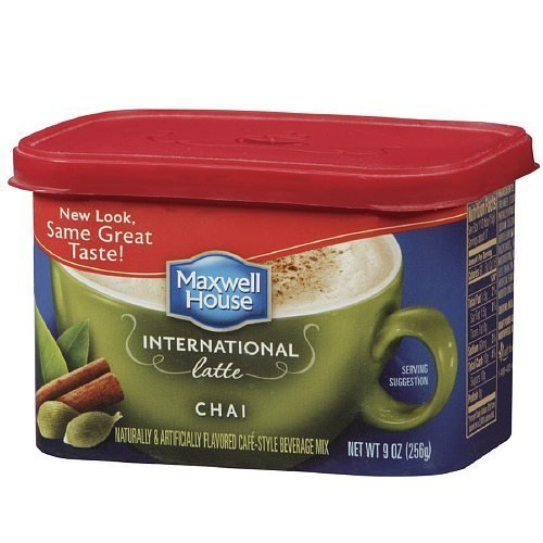 maxwell-house-international-cafe-style-beverage-mix-chai-latte-9-oz-by-maxwell-house