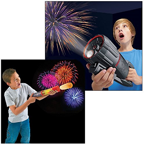 4th Of July Special Effect Toys - Roman Candle Blaster & Firework Light Show