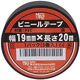 ビニールテープ (黒)19mm×20m