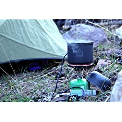 PowerPot V - Charge Your Devices While You Cook! - The Power Pot Camping and... by Powerpractical