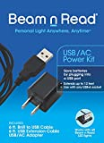 Beam n Read Accessory Power Kit with USB / AC Adapter