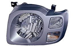Nissan Xterra (SE) Replacement Headlight Assembly - 1-Pair