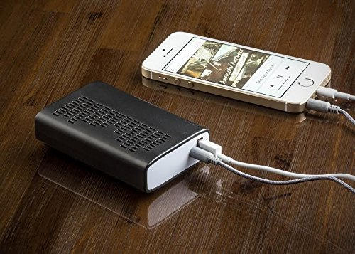 Click to buy SoundLogic XT 2 in 1 2600 mAh Rechargeable Power Bank with Speaker - From only $39.95