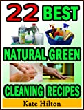 22 Best Natural Green Cleaning Recipes