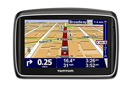TomTom GO 740 Live 4.3-Inch Widescreen Portable  Live Internet Connected GPS Navigator
