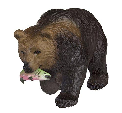 Safari Ltd  Wild Safari North American Wildlife Grizzly Bear
